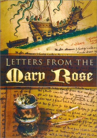 """9780750928397: Letters from the """"Mary Rose"""""""