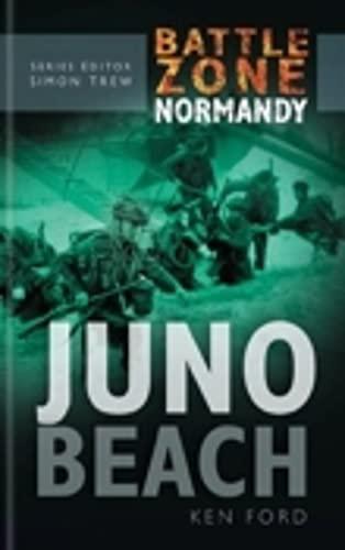 9780750930079: Juno Beach (Battle Zone Normandy)