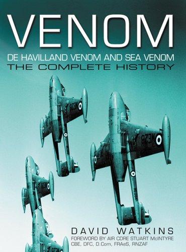 9780750931618: De Havilland Venom & Sea Venom
