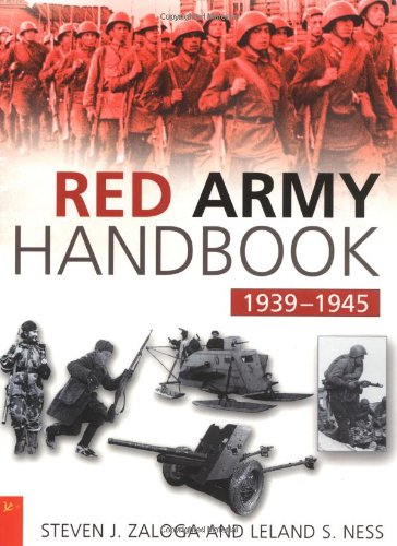 9780750932097: The Red Army Handbook 1939-1945