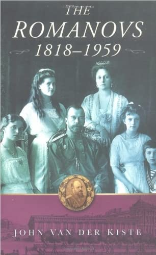 9780750934596: The Romanovs, 1818-1959