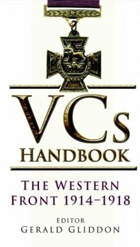9780750935456: VC's Handbook: The Western Front 1914-1918