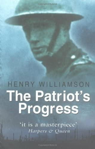 The Patriot's Progress: Williamson, Henry