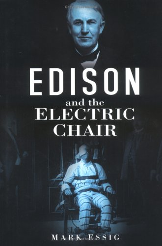 9780750936439: Edison and the Electric Chair