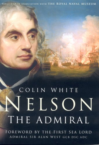 Nelson the Admiral: Colin White