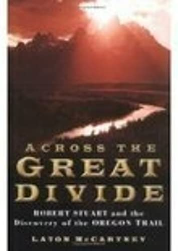 Across the Great Divide: Laton Mccartney
