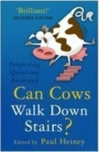 9780750937481: Can Cows Walk Down Stairs?: Perplexing Questions Answered
