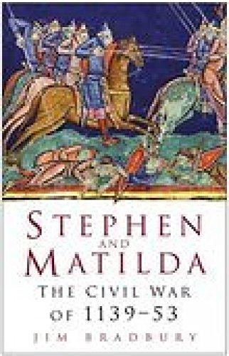 9780750937931: Stephen and Matilda: The Civil War of 1139-53