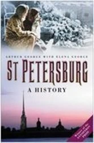 9780750938051: St. Petersburg: A History