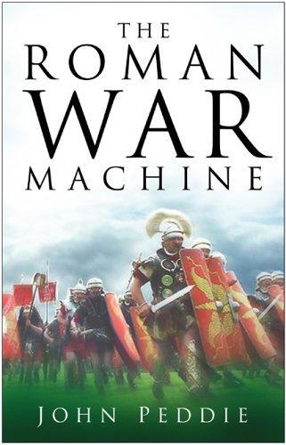 9780750938532: The Roman War Machine (Illustrated History Paperbacks)