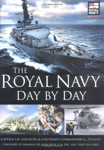 The Royal Navy Day by Day: Phillips, Lieutinant Commander