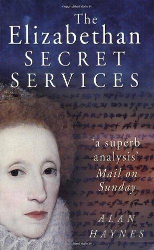 9780750940061: Elizabethan Secret Services