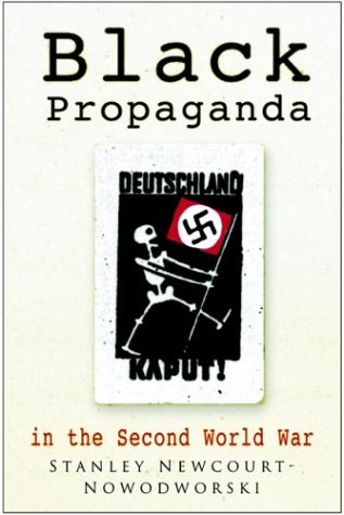9780750942072: Black Propaganda: In the Second World War
