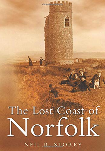 9780750942256: The Lost Coast of Norfolk