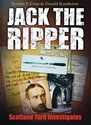 9780750942294: Jack the Ripper: Scotland Yard Investigates