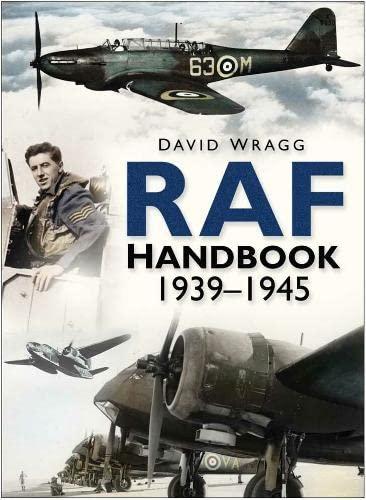 9780750943611: RAF Handbook: 1939-1945