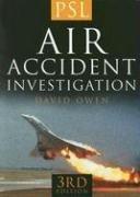 9780750944953: Air Accident Investigation