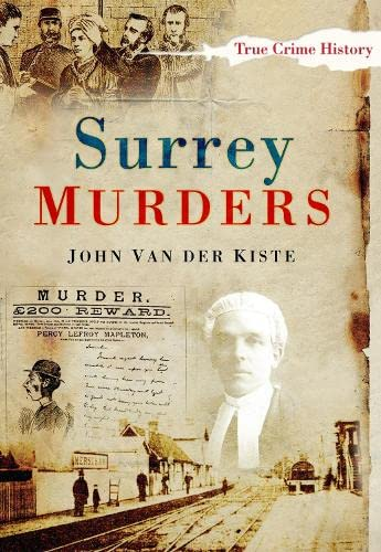 Surrey Murders: John van der Kiste