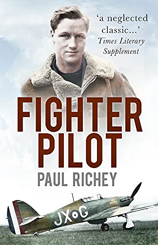 Fighter Pilot (Paperback): Paul Richey