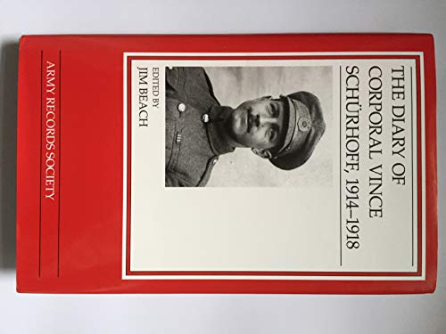 9780750966009: The Diary of Corporal Vince