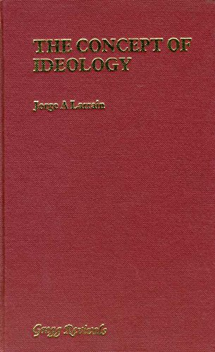 9780751200492: The Concept of Ideology (Modern revivals in philosophy)
