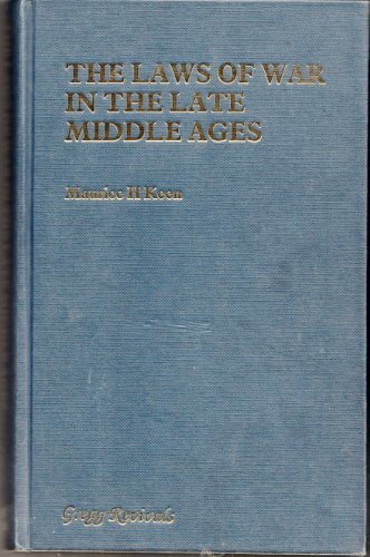 9780751201895: The Laws of War in the Late Middle Ages