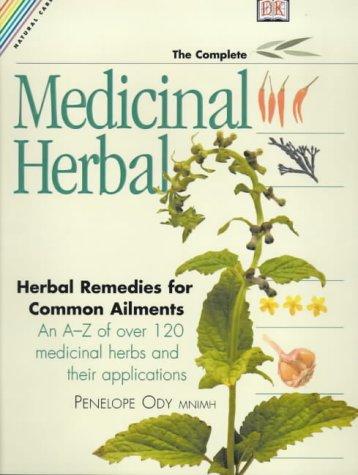 9780751300253: Complete Medicinal Herbal (Natural Care)