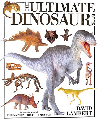 9780751300475: The Ultimate Dinosaur Book (English and Spanish Edition)