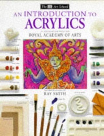 9780751300536: Introduction to Acrylics (Art School)