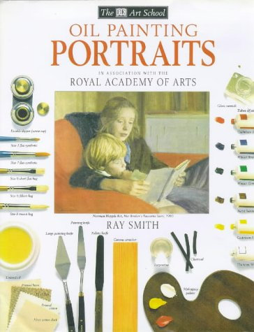 Oil Painting Portraits: Smith, Ray.