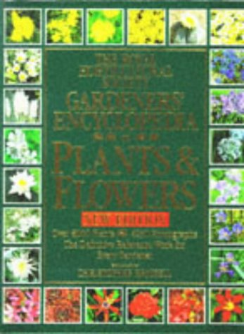 9780751301472: Royal Horticultural Society Gardeners' Encyclopedia of Plants and Flowers
