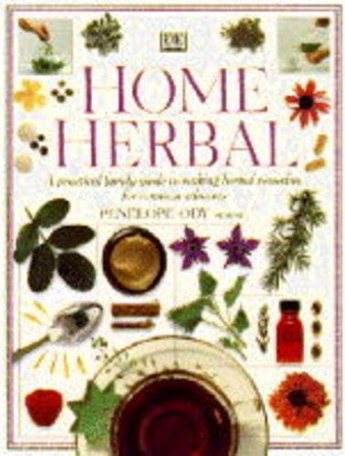 9780751301663: Home Herbal
