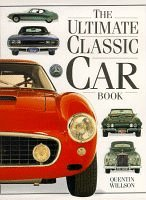 9780751302080: The Ultimate Classic Car Book