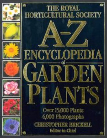 9780751303032: Royal Horticultural Society A-Z Encyclopedia of Garden Plants