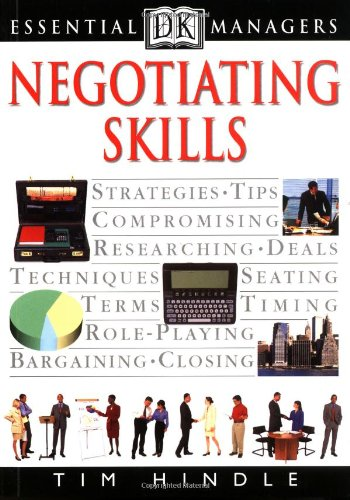 9780751305319: Negotiating Skills (Essential Managers)
