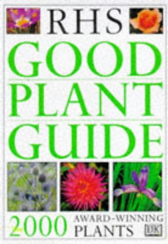 RHS Good Plans Guide 2000 Award-winning Plants