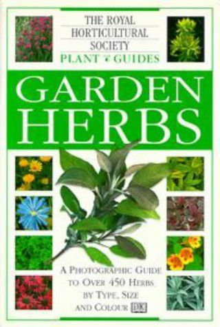 9780751305449: Garden Herbs (Royal Horticulture Society) (Royal Horticultural Society Plant Guides)