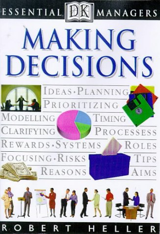 9780751306316: Making Decisions (Essential Managers)