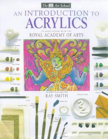 9780751306460: Introduction to Acrylics (Art School)