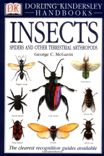 9780751307726: Insects (DK Handbooks)