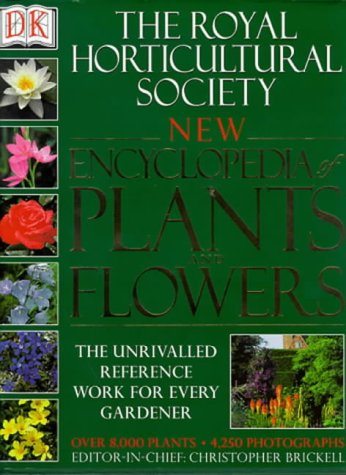 Royal Horticultural Society New Encyclopedia of Plants and Flowers 9780751308006 Included in this revised edition is a plant selector section grouping plants together by their specific features, for example plants wit