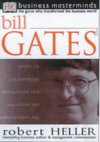 9780751308211: Bill Gates (Business Masterminds)