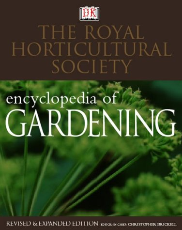 RHS Encyclopedia of Gardening (0751308625) by Christopher Brickell