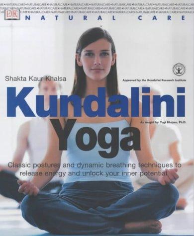 9780751308631: Kundalini Yoga (Whole Way Library)