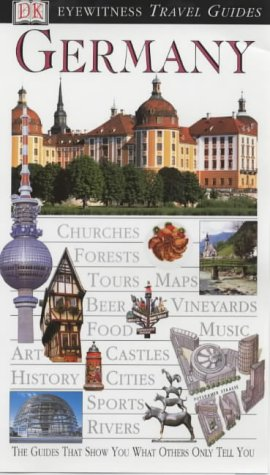 9780751308884: Germany (DK Eyewitness Travel Guide)