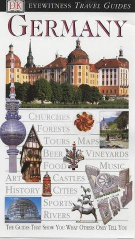 9780751308884: Germany (DK Eyewitness Travel Guide)