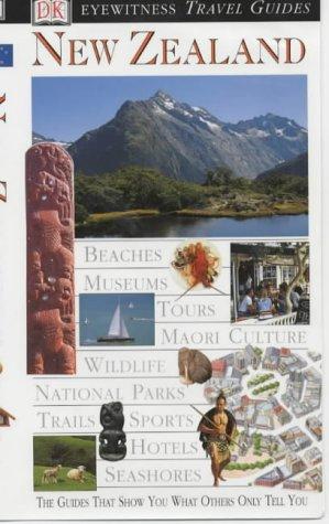 9780751308891: New Zealand (DK Eyewitness Travel Guide)