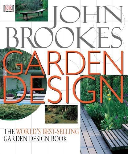 9780751309812: John Brookes Garden Design (revised)