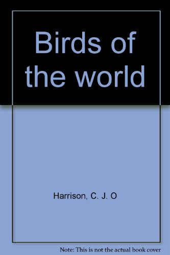 9780751310320: Birds of the world