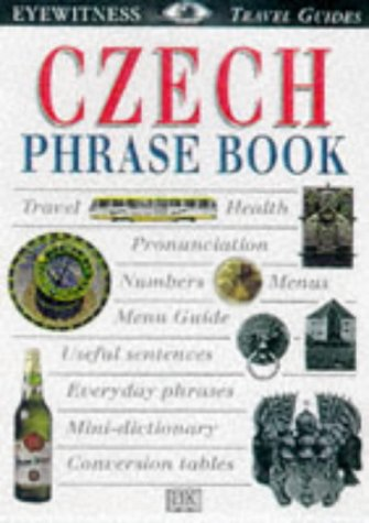 9780751310856: Czech phrase book (Eyewitness Travel Guides Phrase Books)